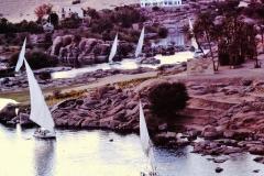 Aswan - Egypt  - 1978