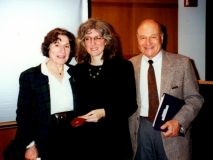 Florence Wolsky, Lisa Khan, and Howard Weintraub