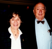 Florence and Leonard Wolsky