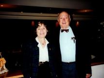 Florence and Leonard Wolsky