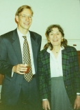 Florence Wolsky and Leonard V. Rutgers