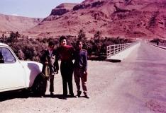 Ziz River - Morocco - 1972