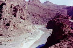 Ziz Gorges - Morocco - 1972