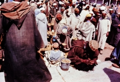 Tuesday Market at Ahambout - Morocco - 1972