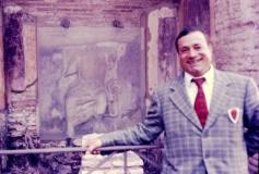 Ostia Antica - Baths - 1972