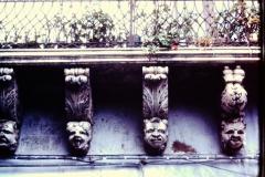 Piazzolo Acreide - Sicily - Gargoyles - 1978
