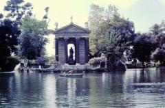 Rome - Villa Borghese - 1970's