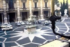 Capitoline - Rome - 1972