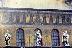 Santa Maria in Trastevere - Rome - 1974