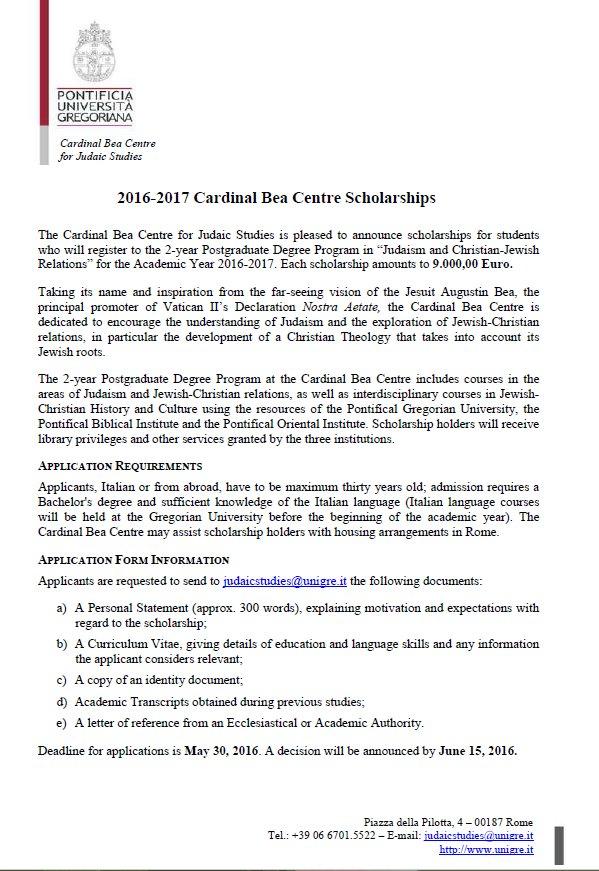 April 2016 – International Catacomb Society