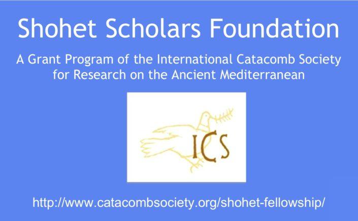September 2018 – International Catacomb Society