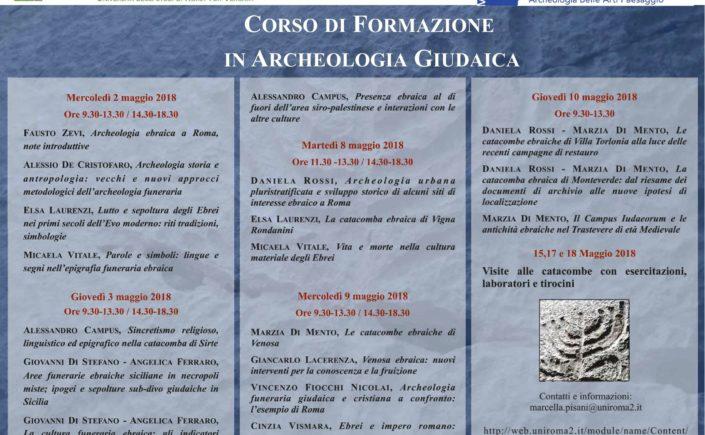 Calendario Asroma.2018 Page 6 International Catacomb Society