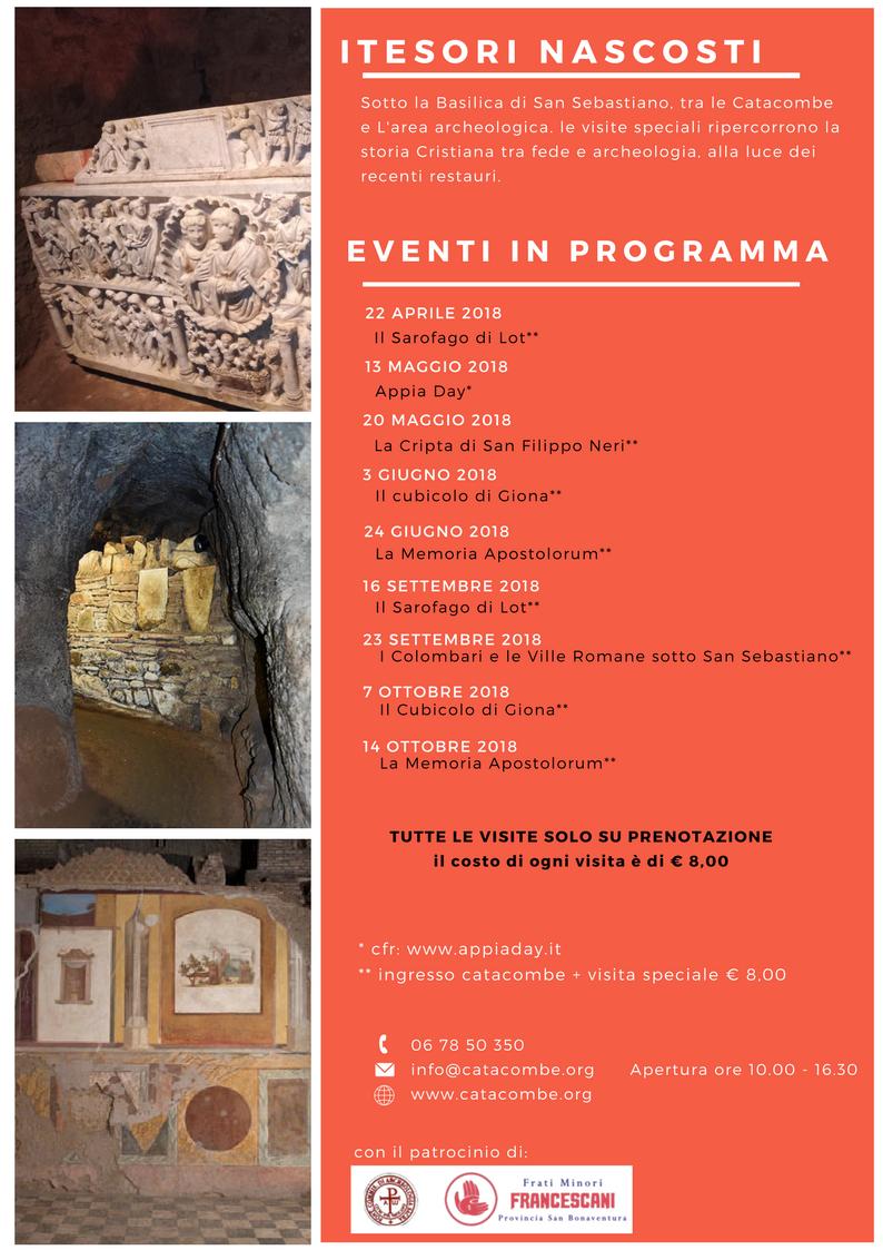 April 2018 – International Catacomb Society